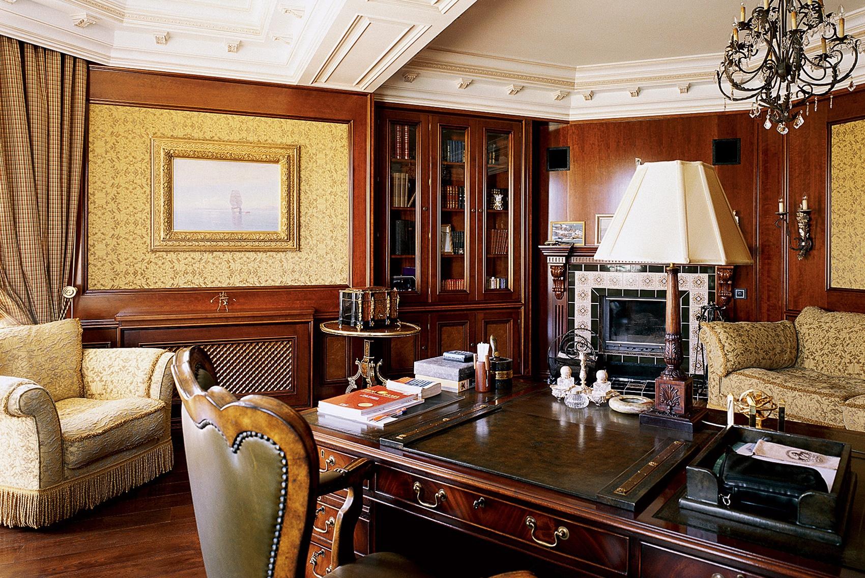 Английский стиль в интерьере квартиры | советы специалистов