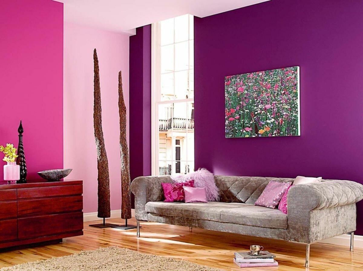 Какую краску выбрать для окраски стен в квартире или доме