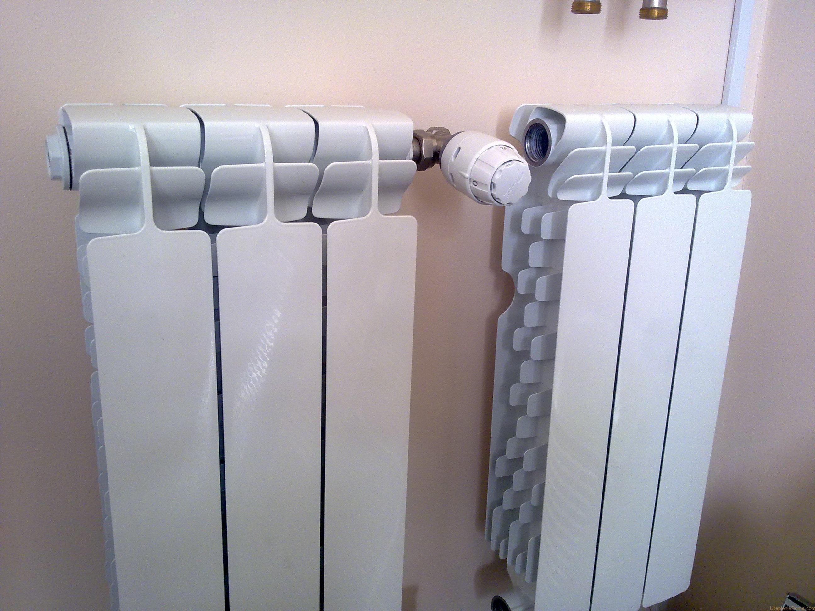 Как выбрать биметаллические радиаторы - критерии выбора и расчет необходимого количества