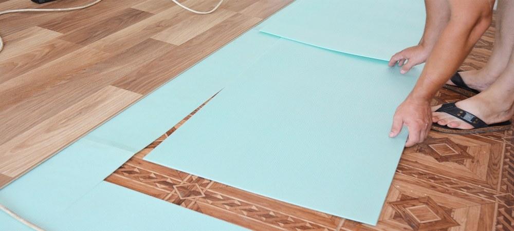 Укладка подложки под ламинат: виды, функции и критерии материала, особенности монтажа своими руками