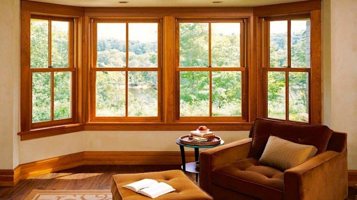 Выбираем окна: пластиковые или деревянные?