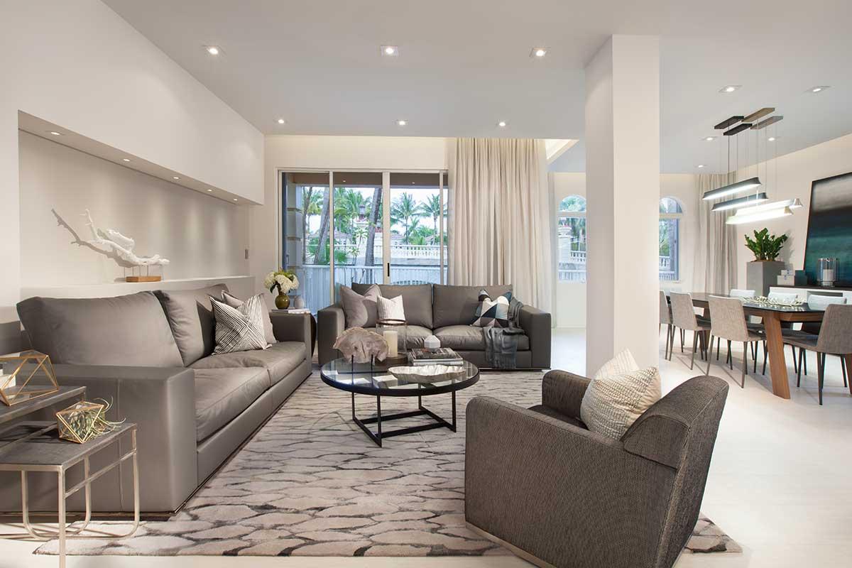Стиль фьюжн в интерьере квартиры: фото, особенности оформления