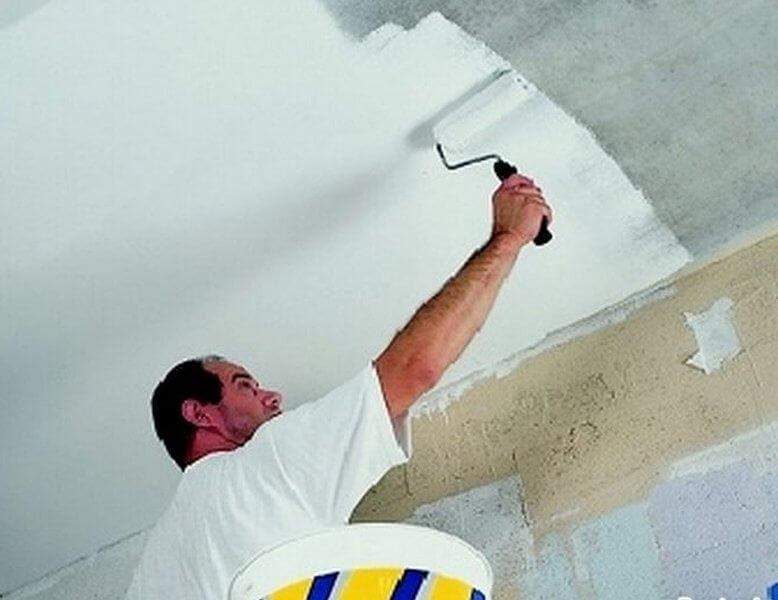 Как побелить потолок своими руками – выбор материалов, последовательность выполнения работ