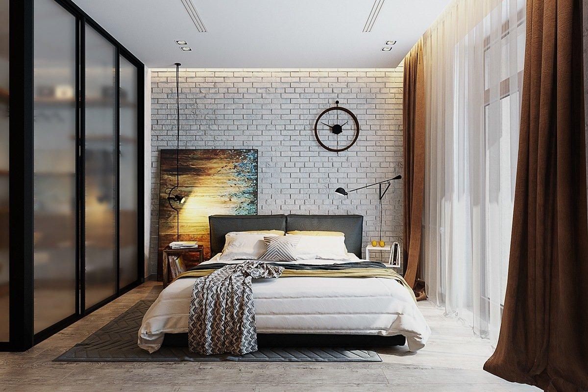 Дизайн квартиры в светлых тонах — современный стиль
