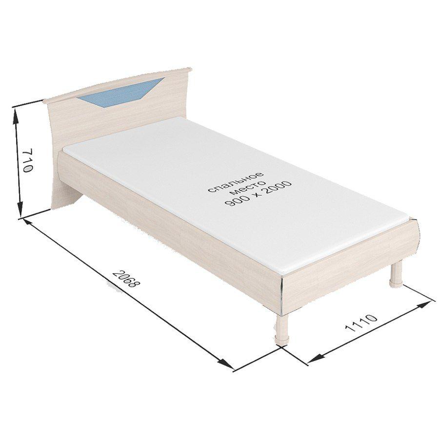 Виды и правила выбора двухъярусных кроватей