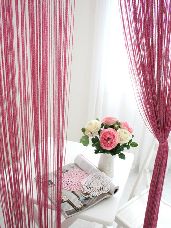 Как украсить шторы: 75 вариантов модного и стильного декорирования