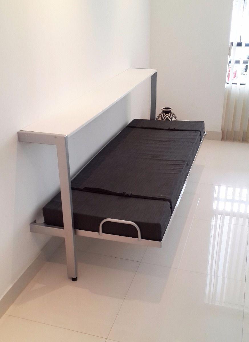 Откидная кровать: формы современных моделей и лучшие варианты для встроенных идей (100 фото)