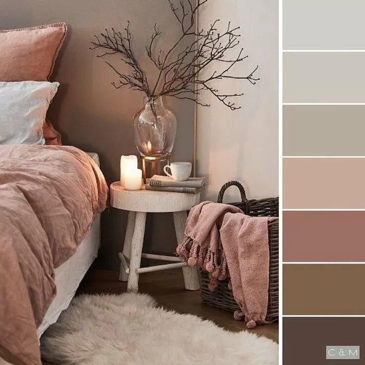Какие цвета сочетаются с серым в интерьере?