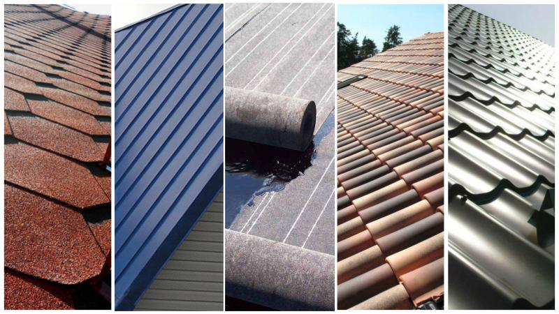 Какие материалы лучше выбрать для кровли крыши дачного дома