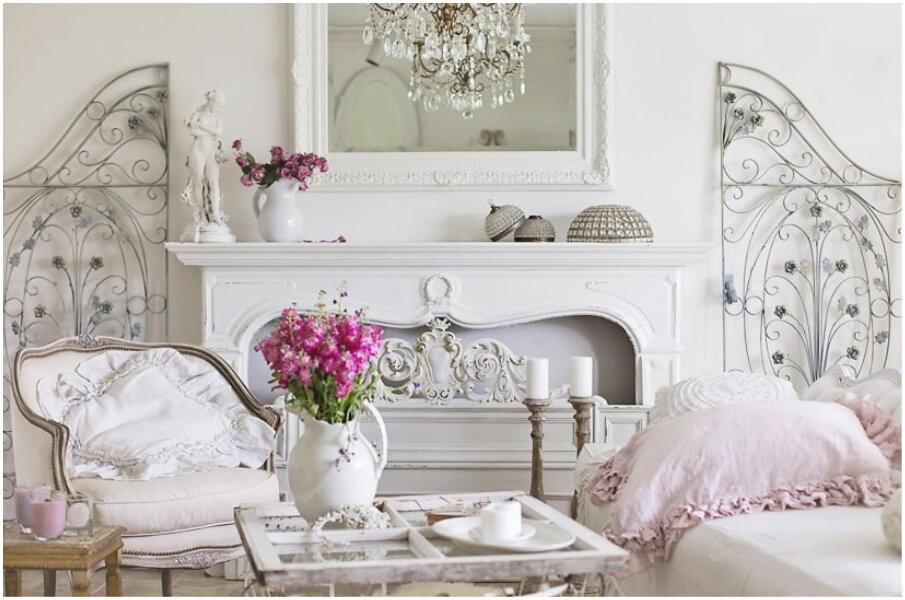 Спальня в стиле шебби шик – правила и примеры декорирования