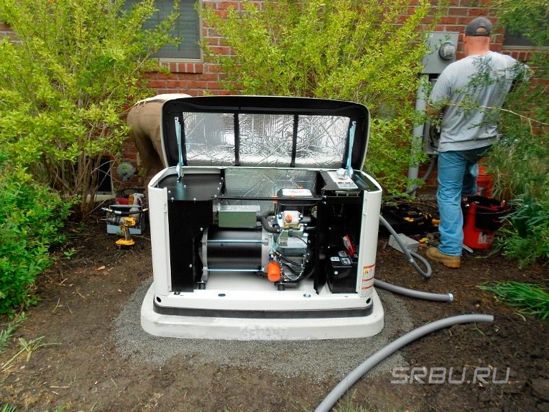Как правильно выбрать генератор для дачи?