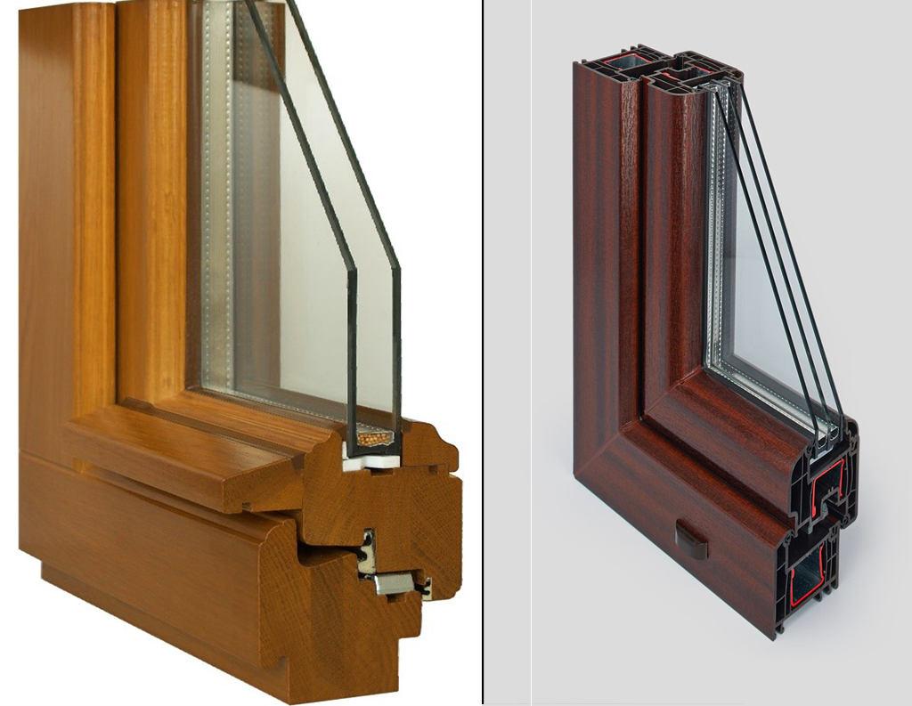 Пластиковые или деревянные окна, какие лучше выбрать | сравнение пластиковых окон и деревянных, чем деревянные окна лучше пластиковых