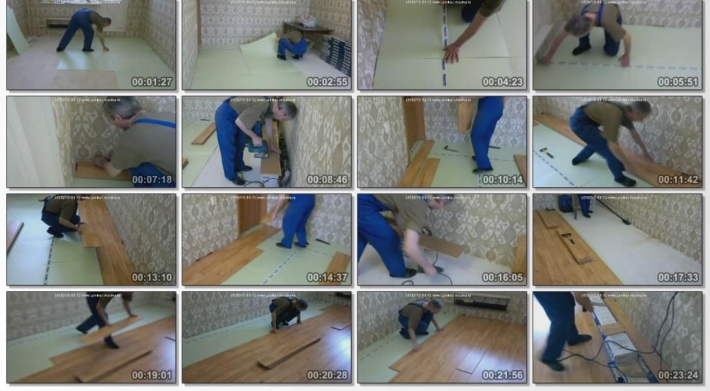 Укладка ламината своими руками: пошаговая инструкция (89 фото): как правильно укладывать на бетонный пол с подложкой, технология и способы уложить покрытие