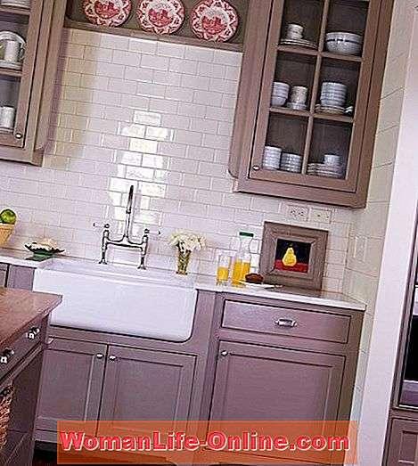 Сочетание цветов в интерьере кухни: законы дизайна и 75 фото идей