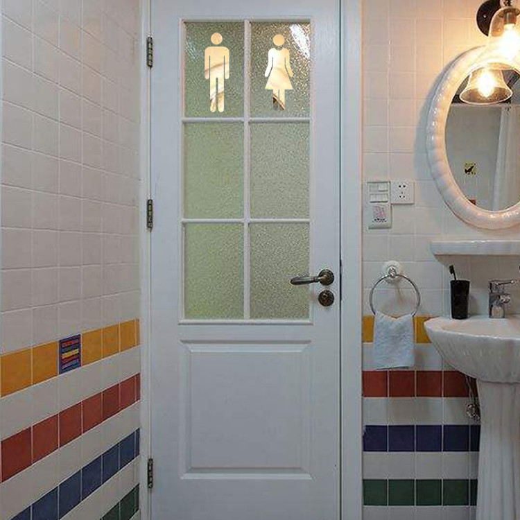 Двери для туалета и ванной