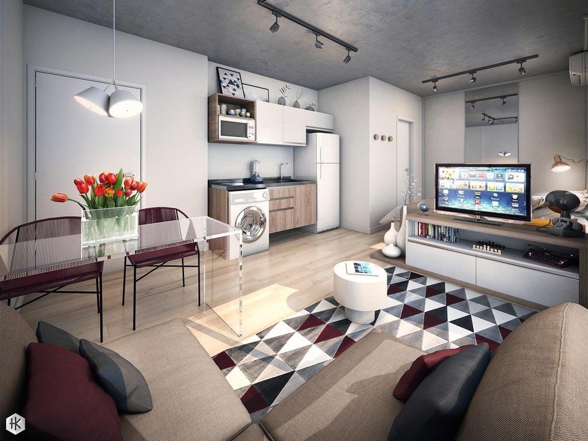 Что лучше для сдачи в аренду студия или однокомнатная квартира?