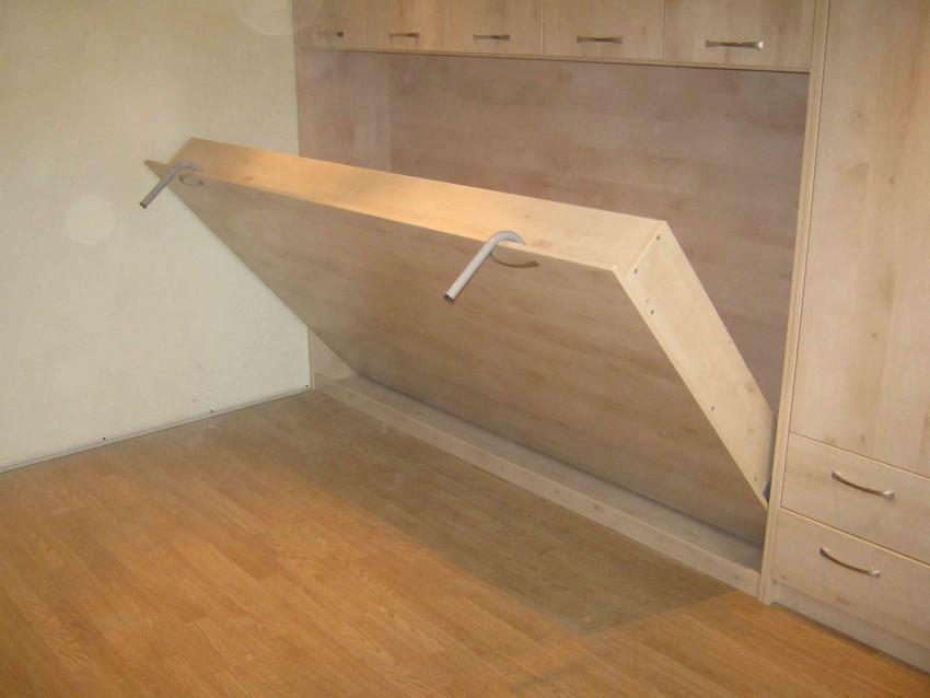 Шкаф кровать своими руками - проектирование, постройка и сборка современного шкафа