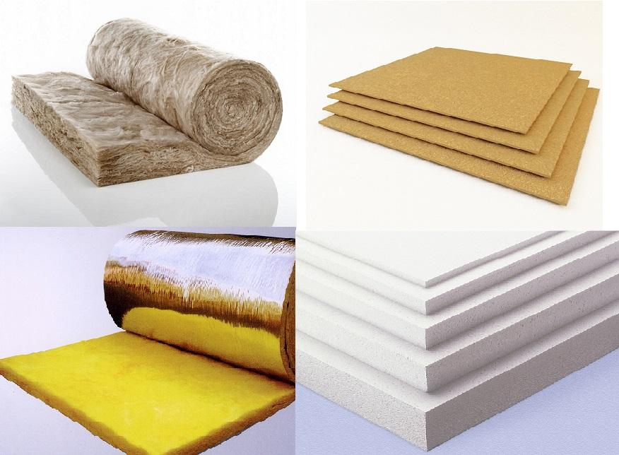 Виды утеплителей для дома: характеристики, особенности материалов снаружи и изнутри