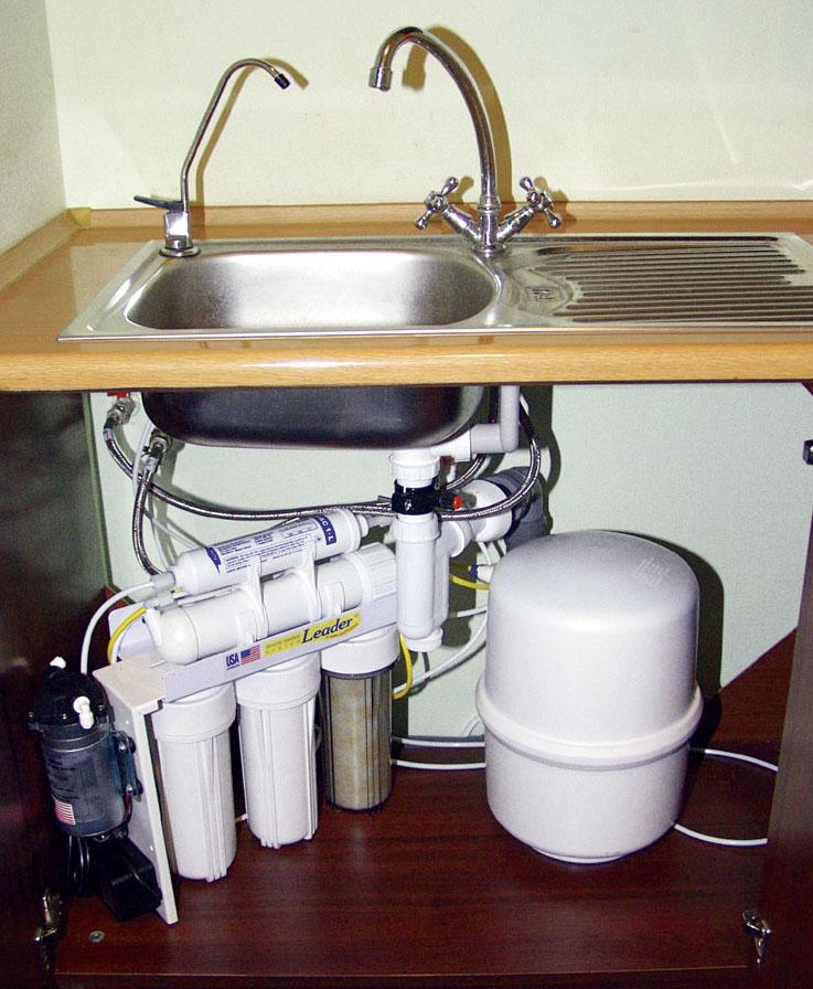 Как выбрать фильтр для воды: виды систем очистки и их особенности