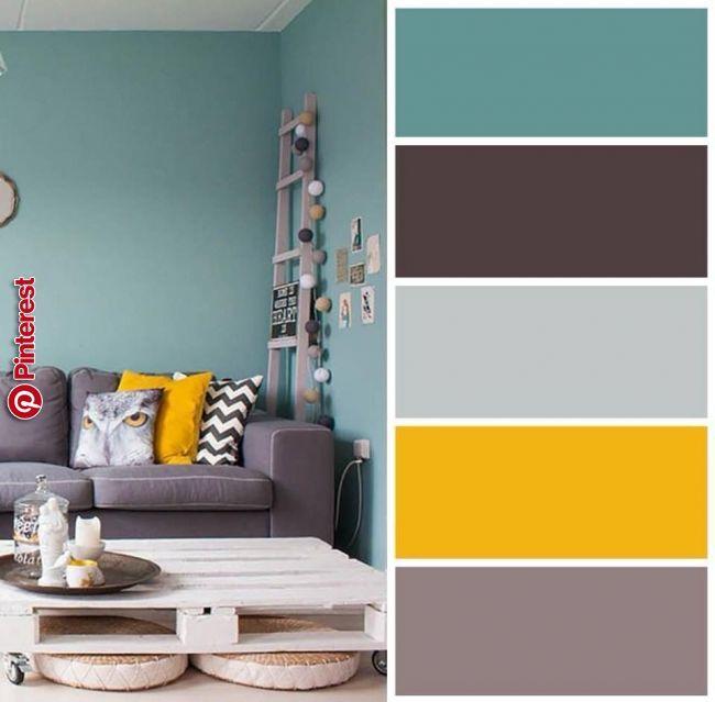 Сочетание цветов в интерьере: 30 фото идей + таблица совместимости