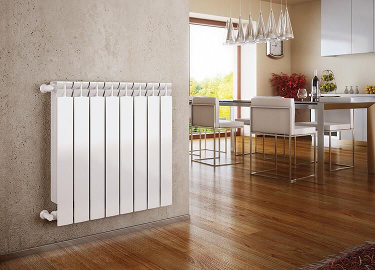 Как выбрать алюминиевые радиаторы отопления: сравниваем технологии и бренды