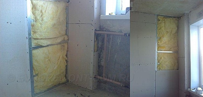 Утепляем стены в частном доме изнутри собственными руками