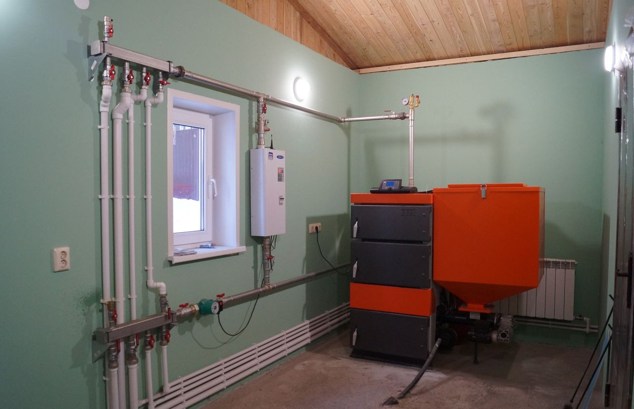 Самое дешевое электрическое отопление дома