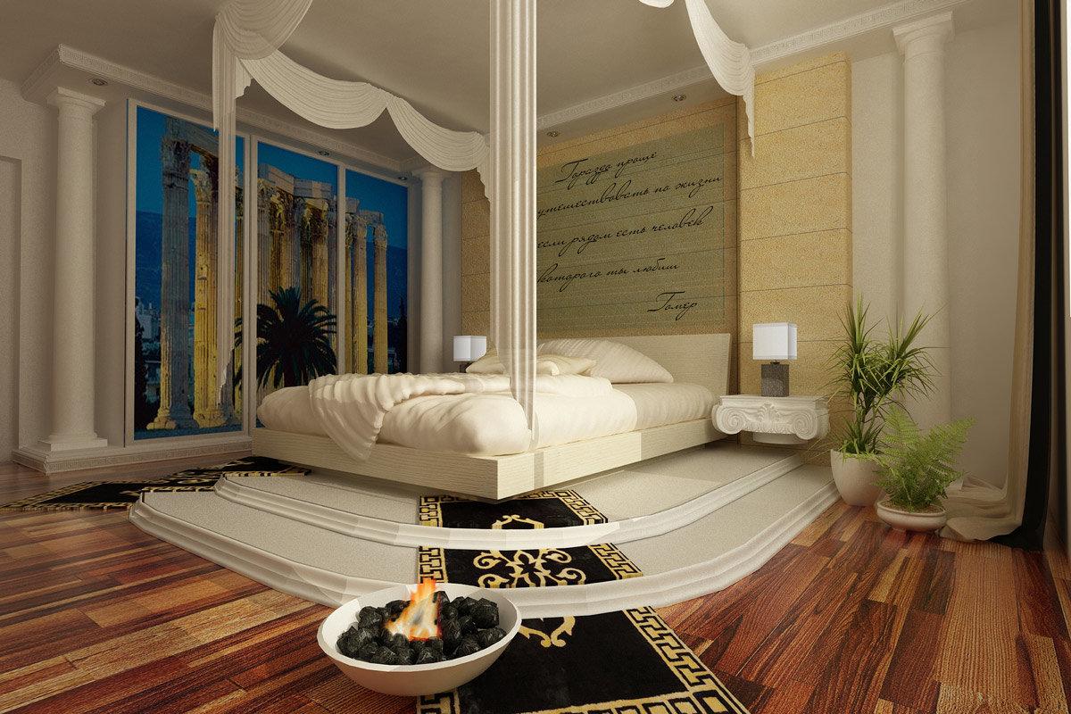 Греческий стиль, все великолепие греции: в архитектуре, интерьере, одежде