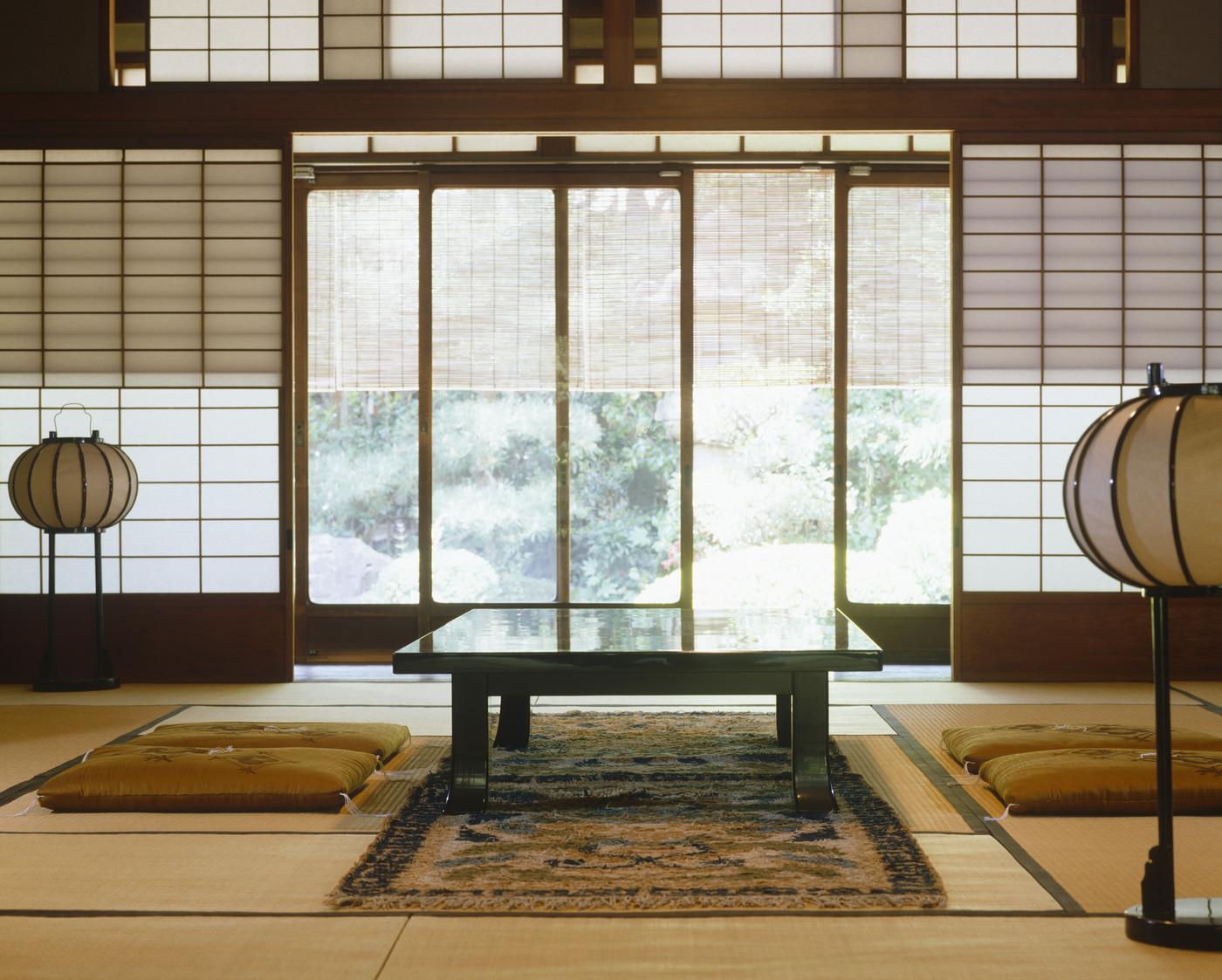 Японский стиль винтерьере: философия созерцания на70 фото