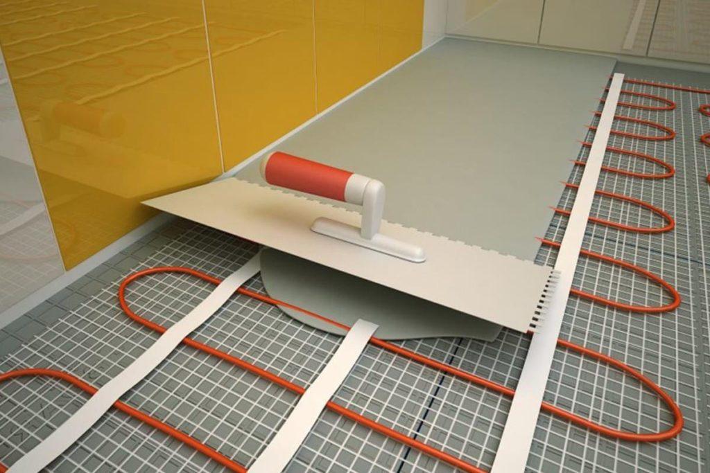 Какое покрытие лучше для теплого водяного пола: как правильно выбрать покрытие на теплый водяной пол