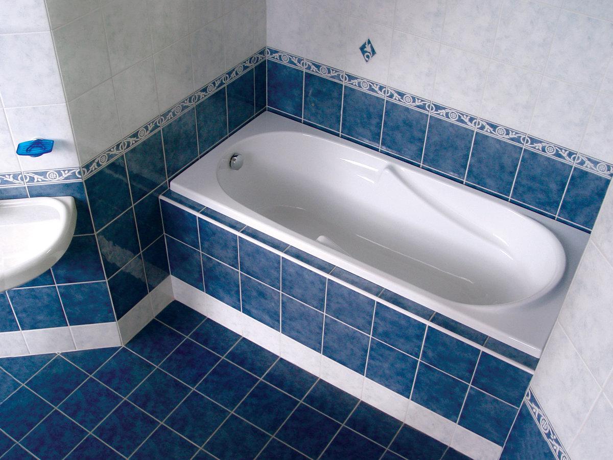 Как выбрать ванну: фото интерьера, выбор материала, какие размеры самые удобные