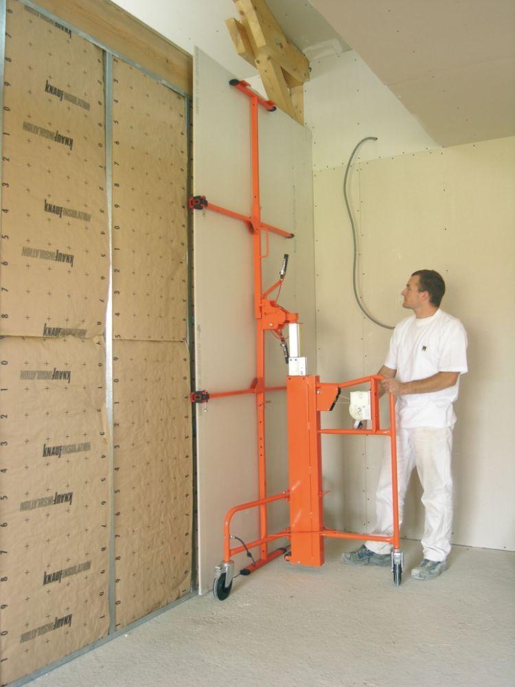 Гипсокартон для монтажа на стены - выбор лучшего типа, размера и толщины гкл