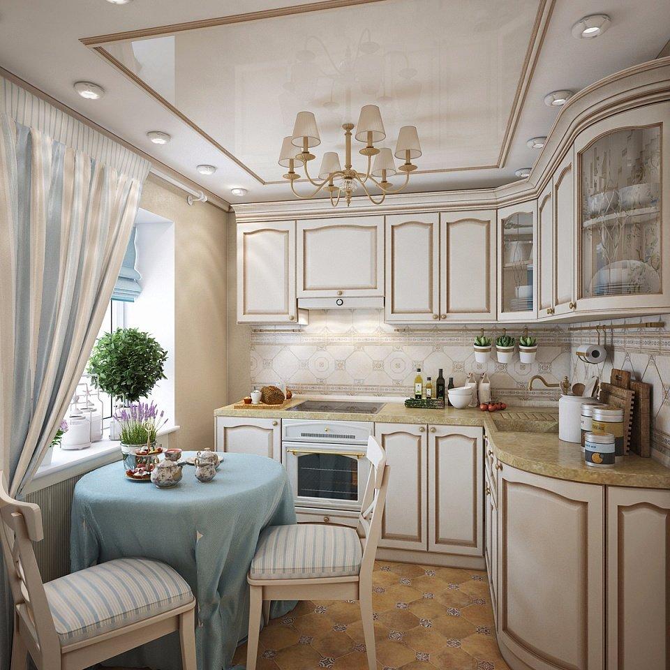Кухня в стиле прованс: красивые примеры и лучшие идеи оформления кухни (135 фото + видео)