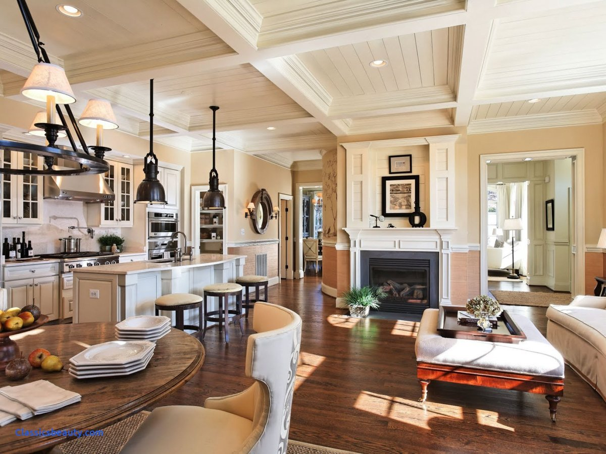 Американский стиль в интерьере квартиры: особенности оформления малогабаритных пространств