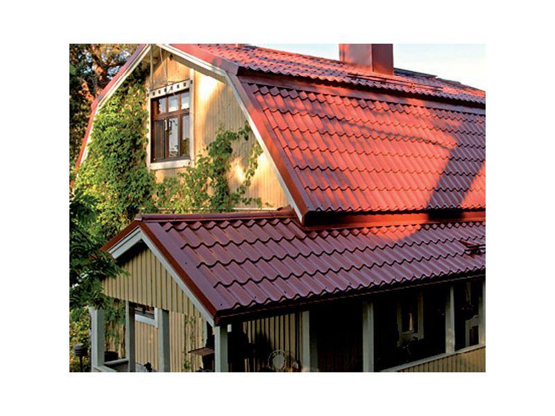 Кровельные материалы для скатных крыш