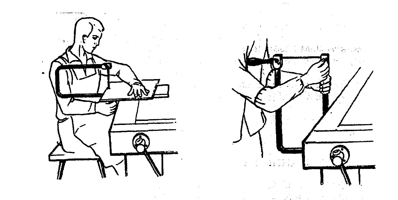 Выпиливание. как пользоваться электролобзиком: настройка, пиление, обслуживание и техника безопасности как установить пилку ручной лобзик
