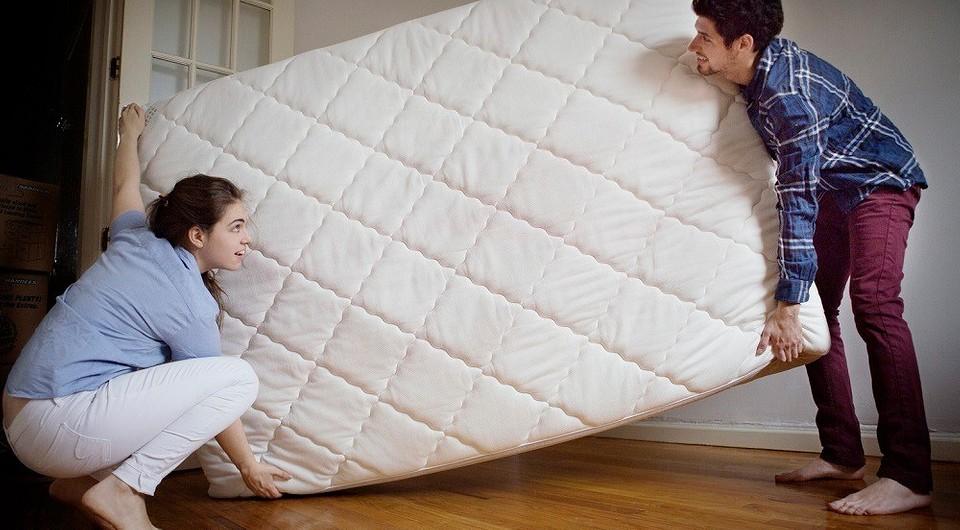 Как выбрать матрас для двуспальной кровати? правильный выбор двухместного матраса intex