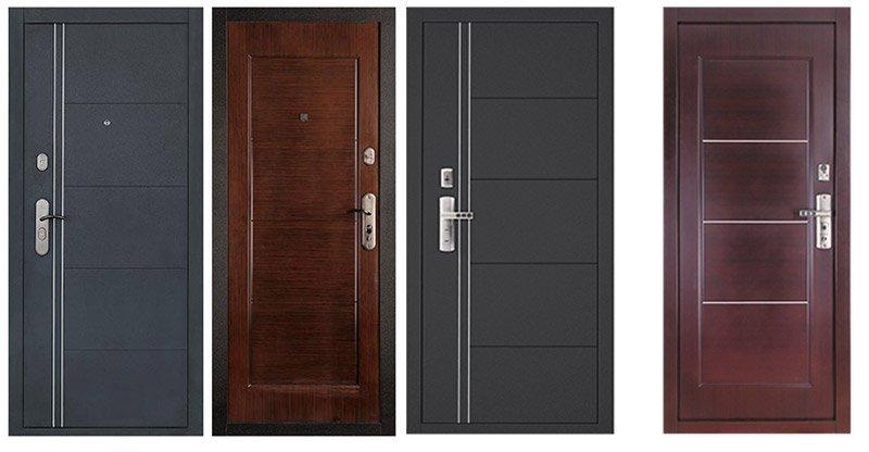 Лучшие входные двери для квартиры и дома