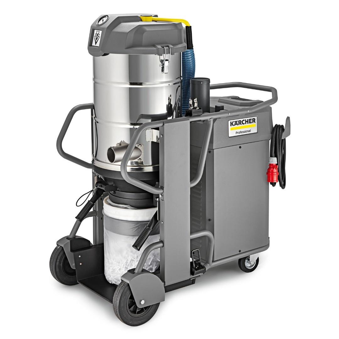 Какой строительный пылесос выбрать для уборки мусора и режущего инструмента