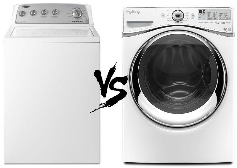 Преимущества и недостатки стиральной машины с вертикальной загрузкой