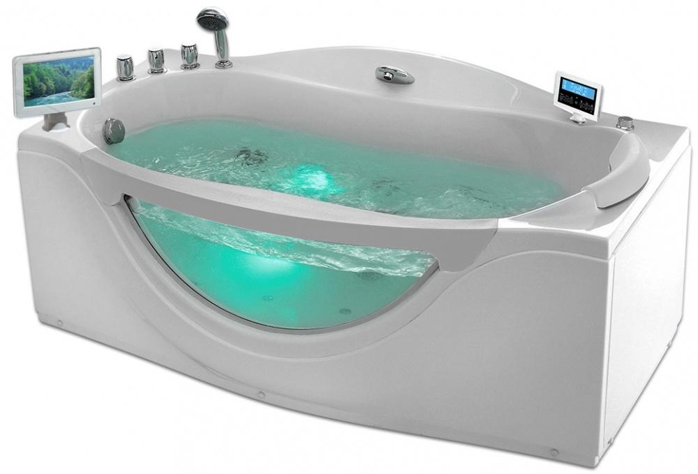 Лучшие мировые производители акриловых ванн