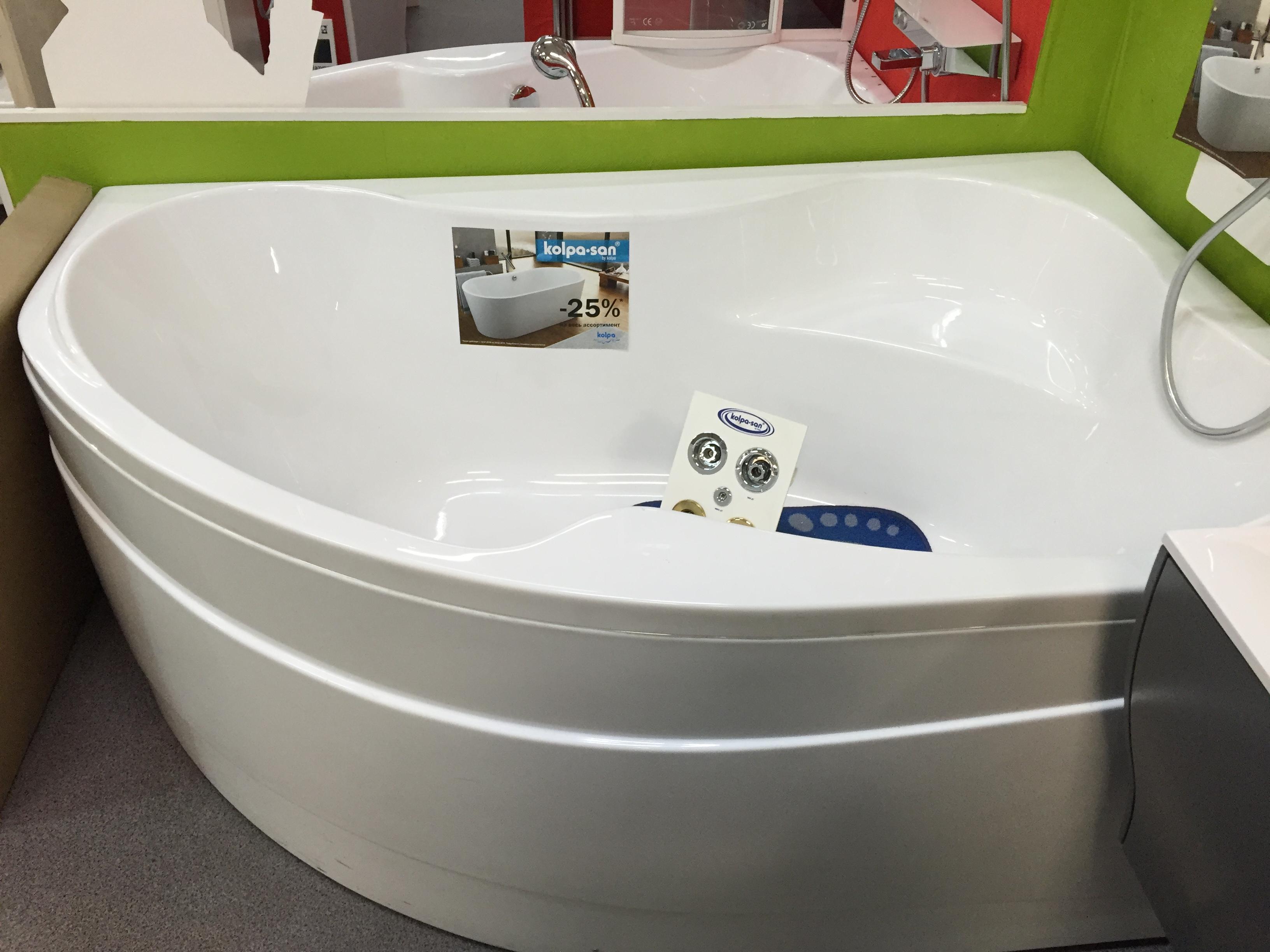 Лучшие акриловые ванны – рейтинг торговых марок и популярных изделий