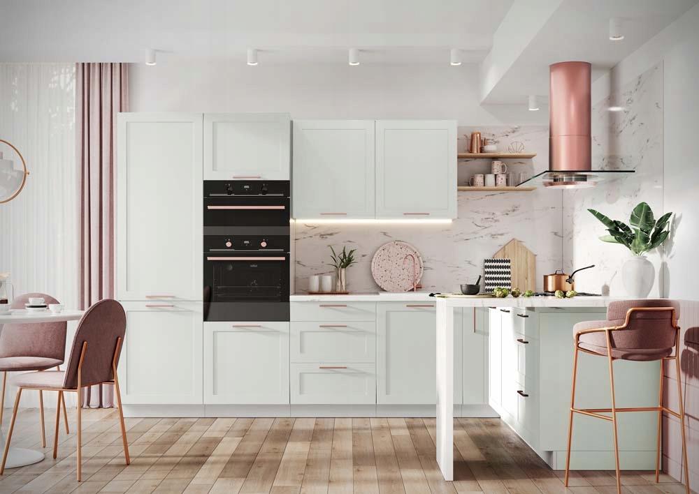 Идеи современного дизайна кухни в 2019 году