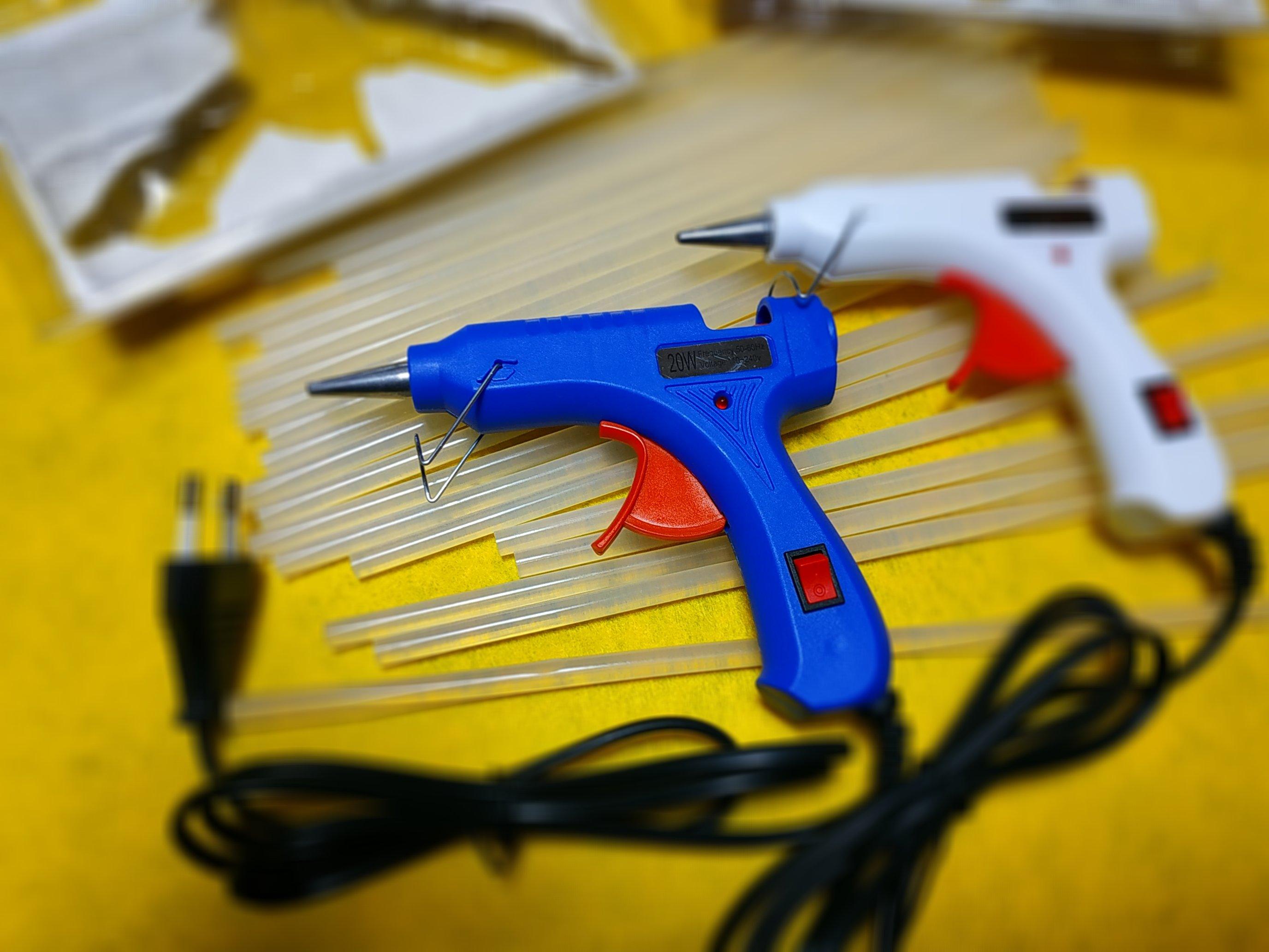 Как пользоваться клеевым пистолетом — обзоры, фото, отзывы