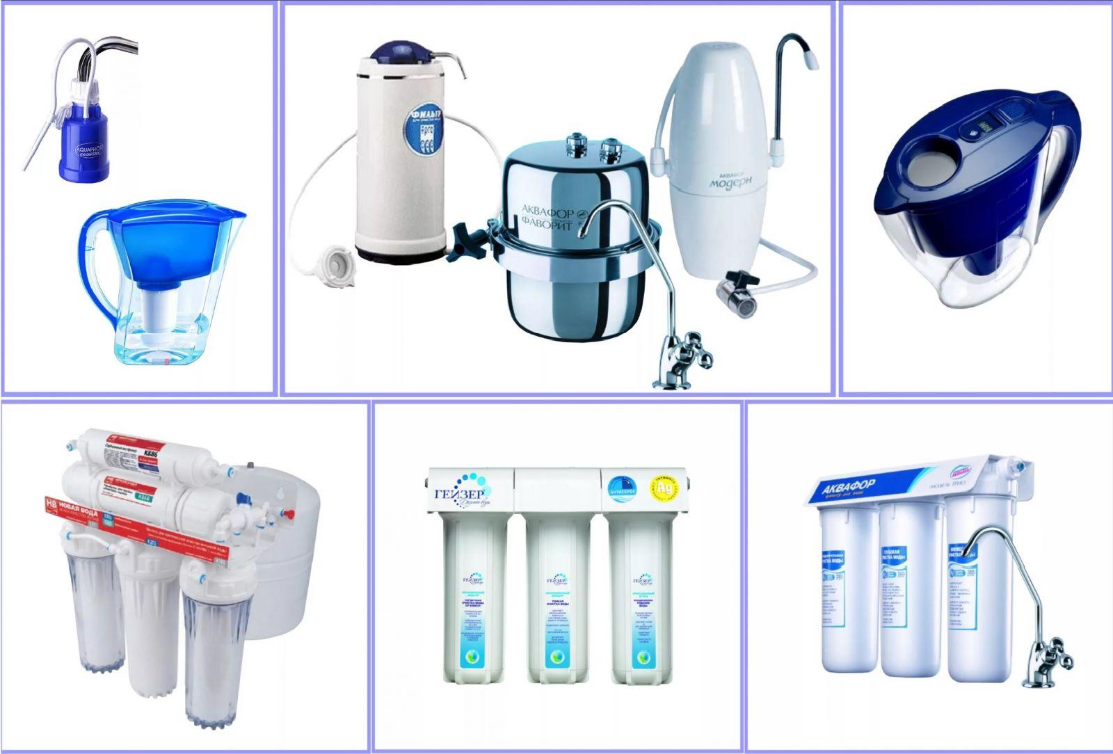 Как выбрать фильтр для воды + рейтинг лучших производителей