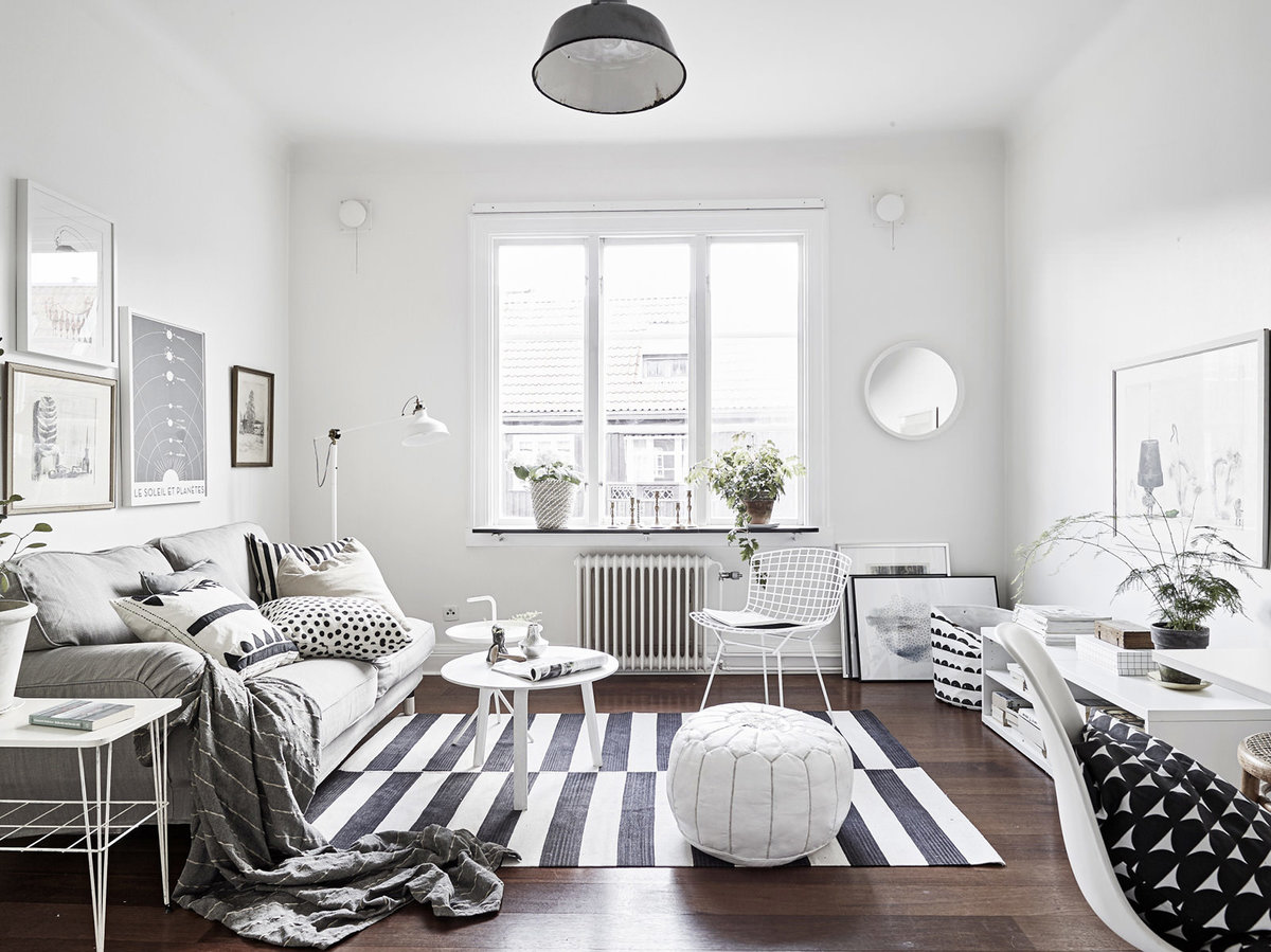 Как создать скандинавский стиль в интерьере квартиры
