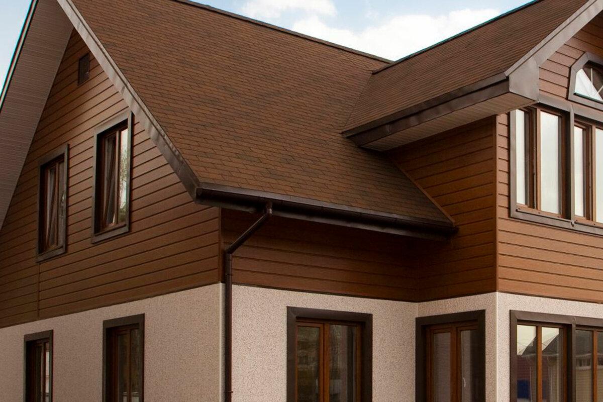 Какими материалами можно обшить деревянный дом снаружи