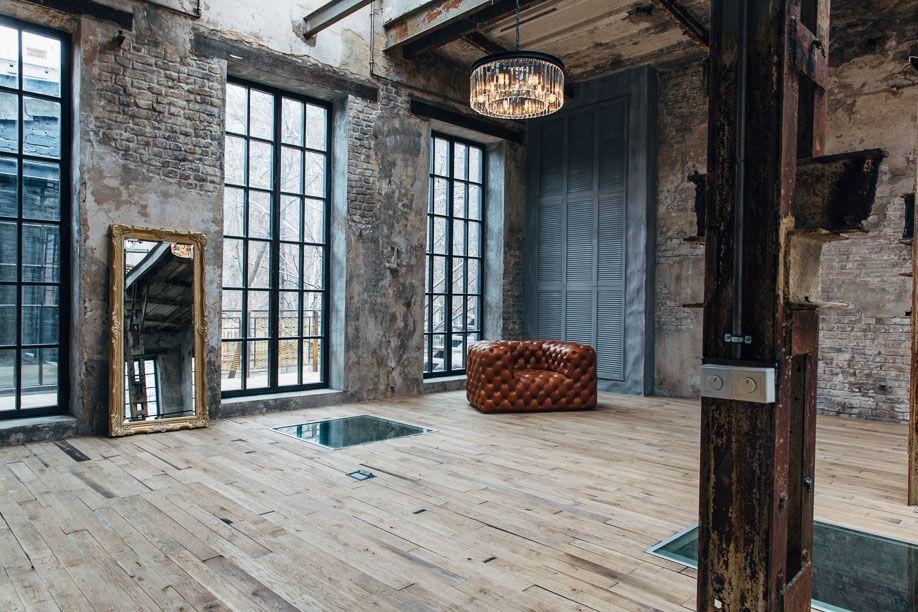 Можно ли интерьер в стиле лофт совместить с классикой, арт-деко, хай-тек, скандинавским, эко и другими?