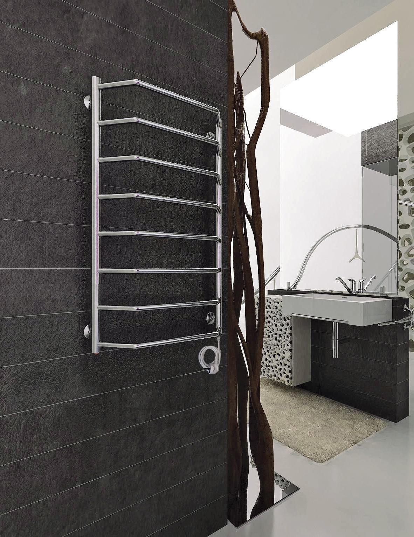 Электрический или водяной полотенцесушитель для ванной?