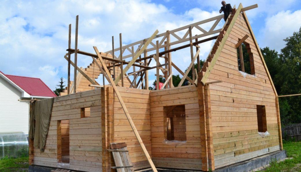 Как выбирать брус на дом - строительство на даче